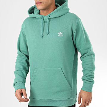 Sweat Capuche Essential FM9961 Vert Clair