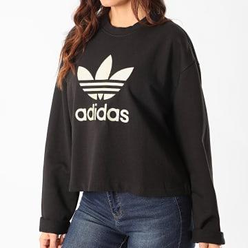 Adidas Originals - Sweat Crewneck Femme FM2623 Noir