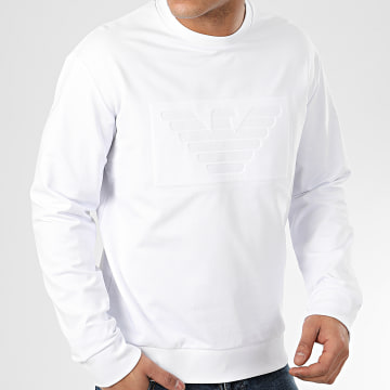 Sweat Crewneck 3H1M68 Blanc