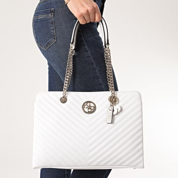 Guess - Sac A Main VG766310 Blanc