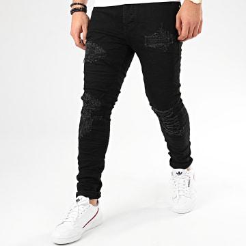 Jean Skinny 66116 Noir
