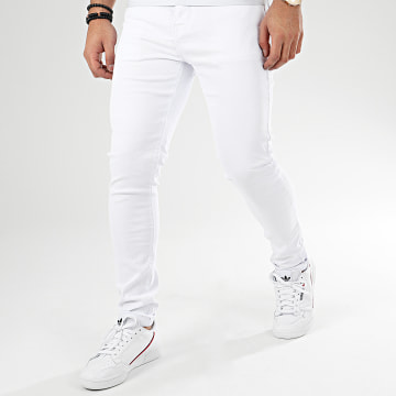 Jean Skinny 72295 Blanc