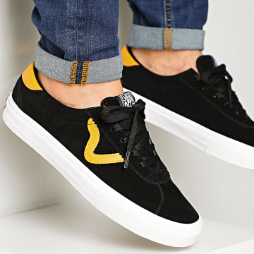 Vans - Baskets Vans Sport A4BU6XW2 Black Cadmium Yellow