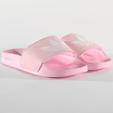 Adidas Originals - Claquettes Femme Adilette Lite FU9139 Rose