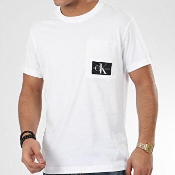 Tee Shirt Poche 4820 Blanc