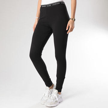 Calvin Klein - Legging Femme QS6426E Noir