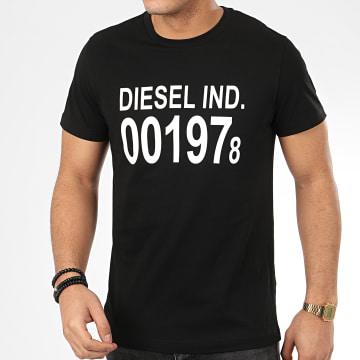 Tee Shirt Diego 001978T 00SASA-0AAXJ Noir