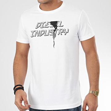 Tee Shirt Diego J25 00SDNX-0091A Blanc