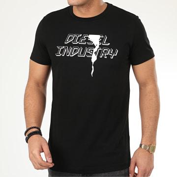 Tee Shirt Diego J25 00SDNX-0091A Noir