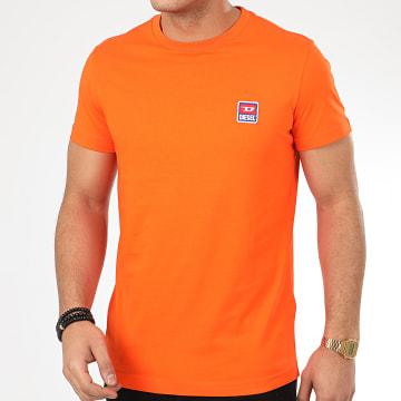 Tee Shirt Diego Div 00SZ7W-0PATI Orange