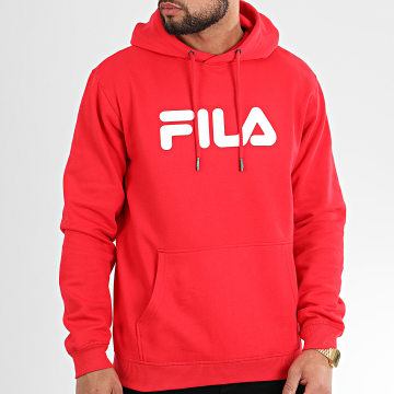 Sweat Capuche Classic Pure 681090 Rouge