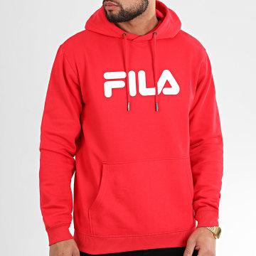 Fila - Sweat Capuche Classic Pure 681090 Rouge