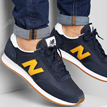 Baskets Classics 720 777611-60 Navy Yellow