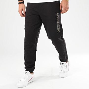 Pantalon Jogging 00GMS0P695 Noir Réfléchissant