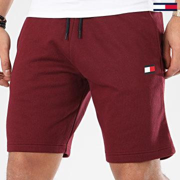 Short Jogging 9' Knit Fleece 0350 Bordeaux