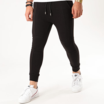 Uniplay - Pantalon Jogging PNS-10 Noir