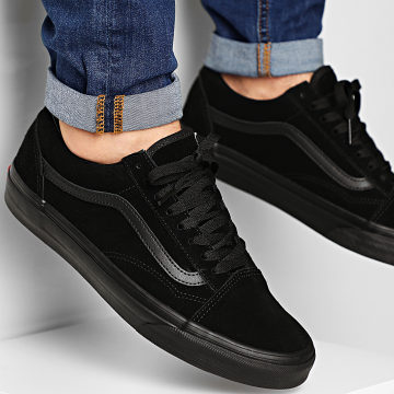 Baskets Old Skool 38G1NRI Black Black