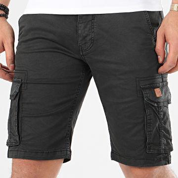 Blend - Short Cargo 20709737 Noir