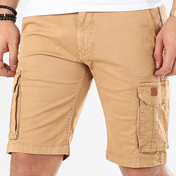 Short Cargo 20709737 Marron Clair