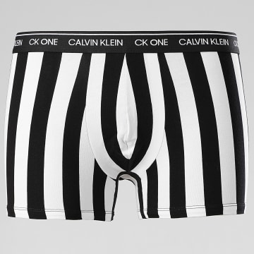 Calvin Klein - Boxer CK One 000NB2216A Noir Blanc