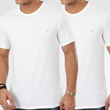 Lot De 2 Tee Shirts NB2221A Blanc