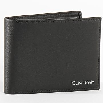 Calvin Klein - Portefeuille CK United 5cc 5509 Noir