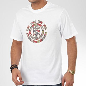 Tee Shirt Origins Icon Blanc