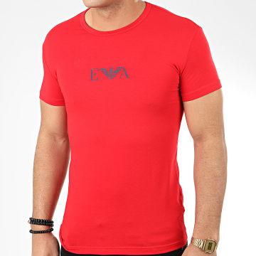 Tee Shirt Slim 111035-0P715 Rouge