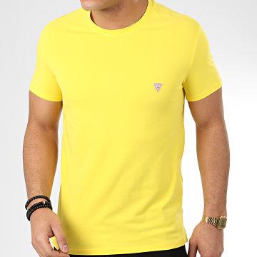 Tee Shirt M0GI24-J1300 Jaune