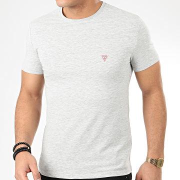 Tee Shirt M0GI24-J1300 Gris Chiné
