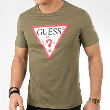 Tee Shirt M0GI71-I3Z00 Vert Kaki