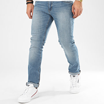Indicode Jeans - Jean Tony BLeu Denim