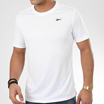 Reebok - Tee Shirt Tech FP9097 Blanc