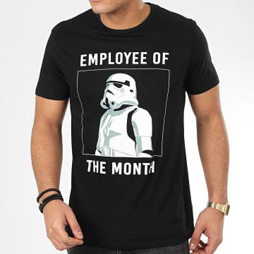 Star Wars - Tee Shirt MESWSTOTS752 Noir