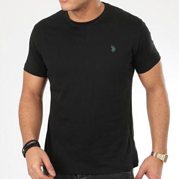 Tee Shirt DBL Horse Logo Noir