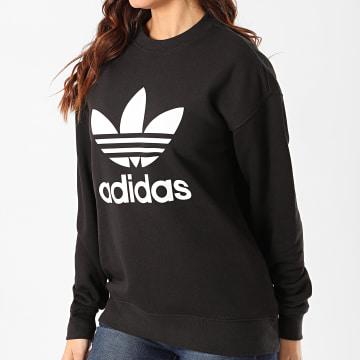 Adidas Originals - Sweat Crewneck Femme FM3272 Noir