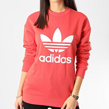 Adidas Originals - Sweat Crewneck Femme FM3291 Saumon