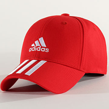 Casquette 3 Stripes FK0897 Rouge