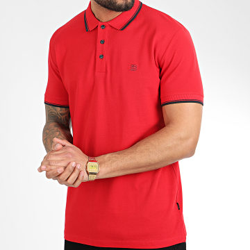 Polo Manches Courtes 020EE2K305 Rouge