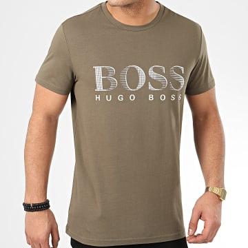 Tee Shirt RN UV-Protection 50407774 Vert Kaki