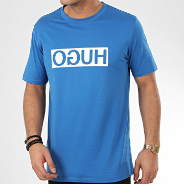 HUGO by Hugo Boss - Tee Shirt Dicagolino 202 50425766 Bleu Roi