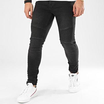 Jean Skinny T19952 Noir