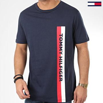 Tee Shirt Crew Neck 1744 Bleu Marine