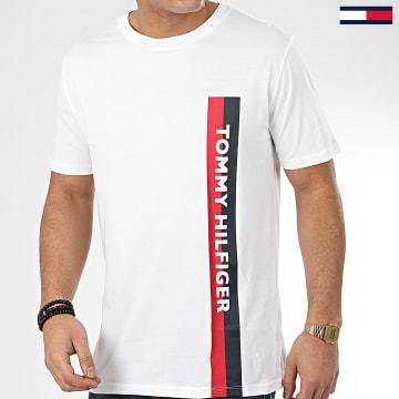 Tommy Hilfiger - Tee Shirt Crew Neck 1744 Blanc