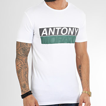 Tee Shirt Sport The Green Lin MMKS01719 Blanc