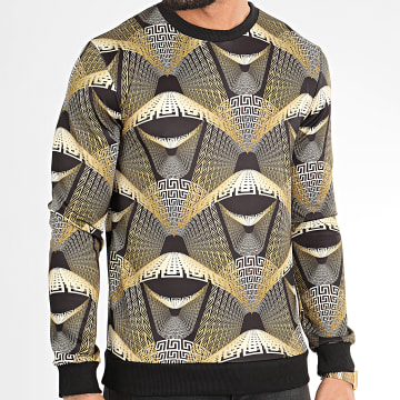 Classic Series - Sweat Crewneck TM0243 Noir Renaissance