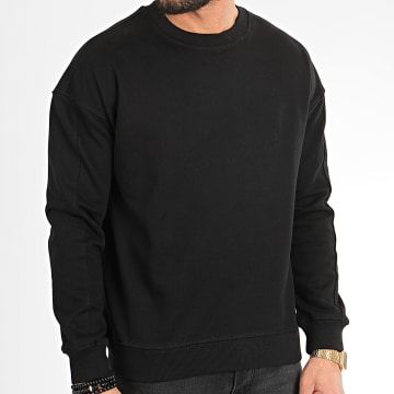 KZR - Sweat Crewneck 18160 Noir