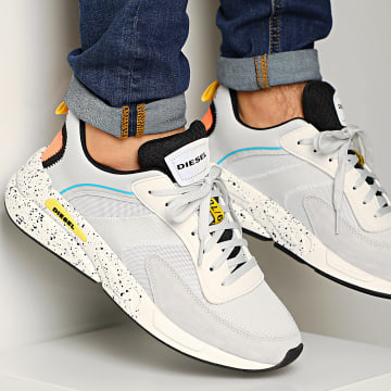 Baskets Serendipity Low Y02159-P3162 Barely White Gray VI