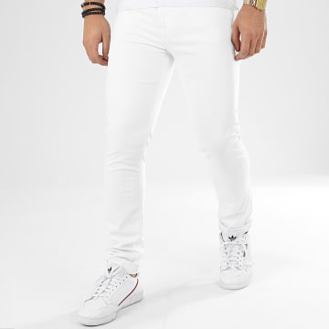 Jean Skinny Chris M02A27-D3ZY1 Blanc Cassé