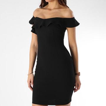 Guess - Robe Femme W0GK0R-K9PA0 Noir